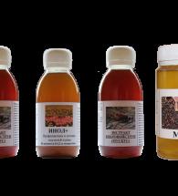 Профилактический комплекс Экстракт бобровой струи (мускус бобра) два флакона, Инол плюс по специальной цене 1400 руб. Флакон мёда 110 мл. в подарок!