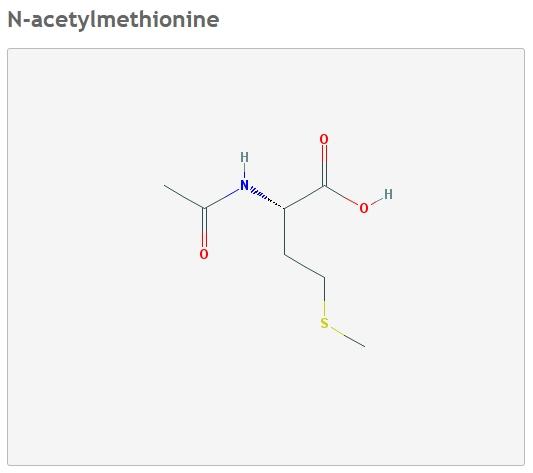 метионин формула